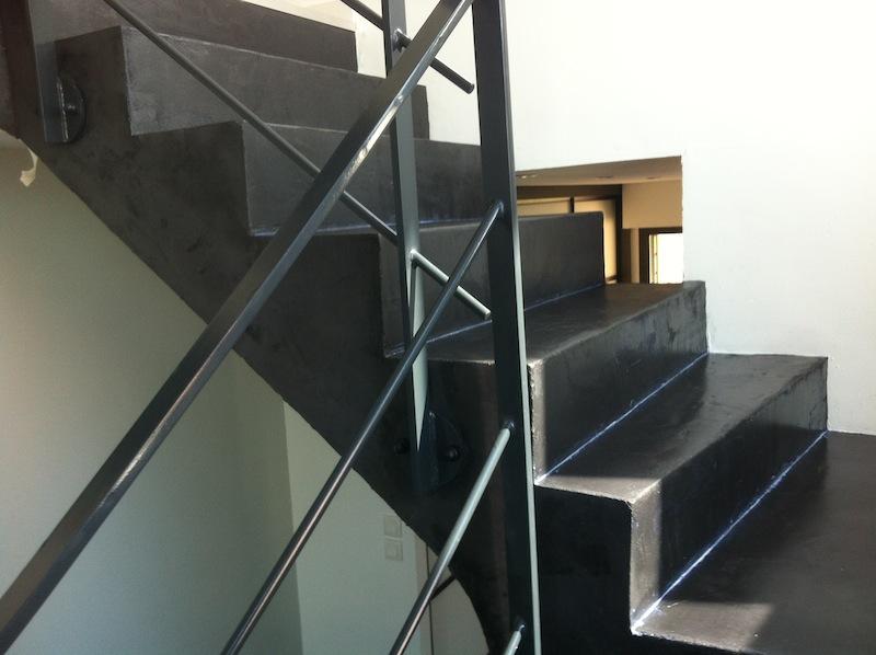 escalier en b ton cir tourcoing pr s de lille bondues et croix. Black Bedroom Furniture Sets. Home Design Ideas